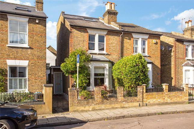 Thumbnail Semi-detached house for sale in St. Margarets Grove, Twickenham