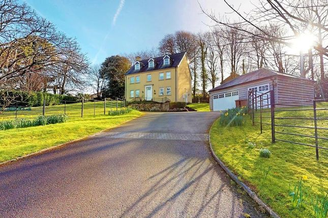 Thumbnail Detached house for sale in Conqueror Drive, Plymouth, Devon