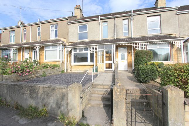 Thumbnail Terraced house to rent in Oldfield Lane, Bath