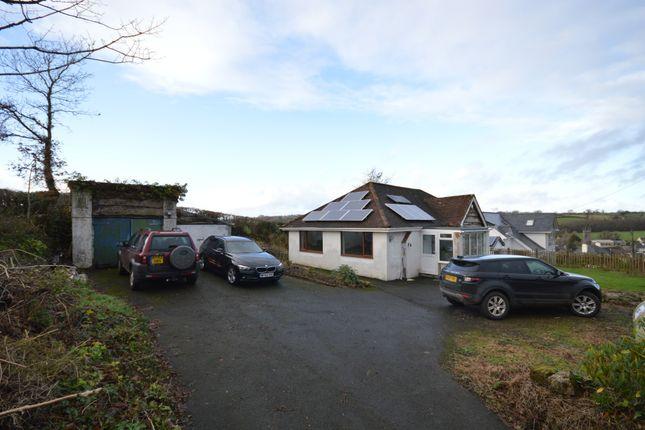 Thumbnail Bungalow to rent in Station Road, Bridestowe, Okehampton