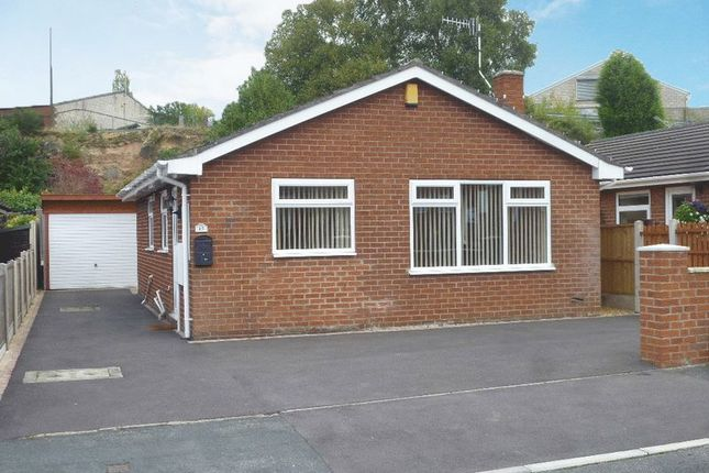 Thumbnail Semi-detached bungalow to rent in Chelmorton Drive, Lightwood, Stoke-On-Trent, Staffordshire