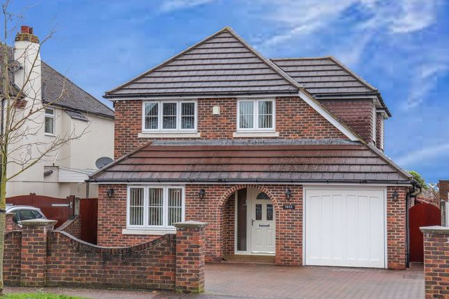 Thumbnail Detached house for sale in Brompton Farm Road, Strood, Rochester