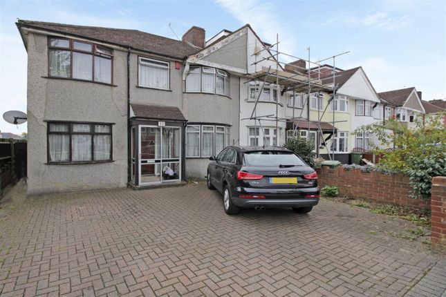 Thumbnail End terrace house for sale in Montrose Avenue, Welling