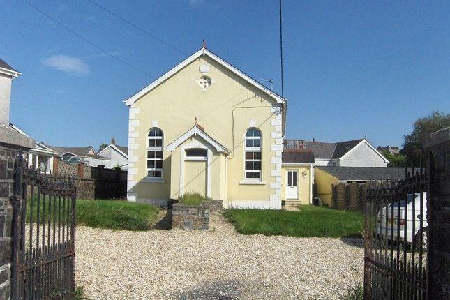 Elim Chapel, Ammanford, Carmarthenshire. SA18