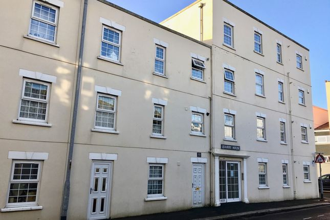 Thumbnail Flat for sale in Quarry House, Quarry Street, Torpoint