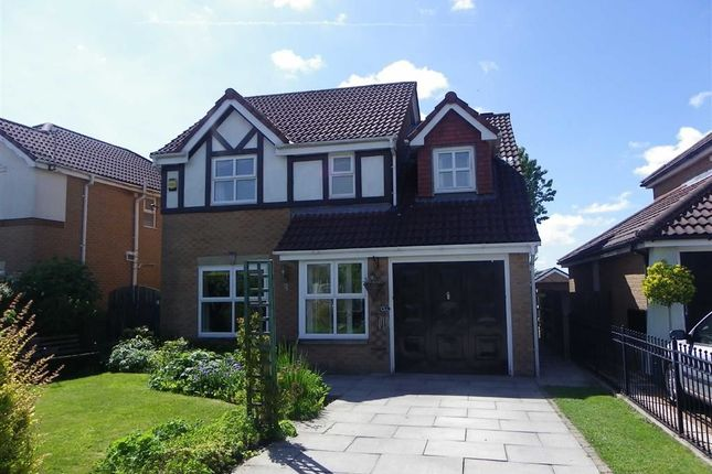 Thumbnail Detached house to rent in Redwood Drive, Longridge, Preston