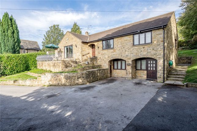 House And Annexe of Manor Hill, Scarsdale Lane, Bardsey, Leeds LS17