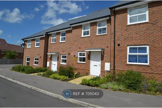 Thumbnail Terraced house to rent in Roving Close, Andover