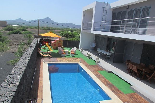 Thumbnail Villa for sale in Villa Lazareto, Villa Lazareto, Sao Vicente, Cape Verde