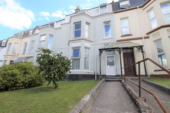 2 bed flat to rent in Rochester Road, North Hill, Plymouth PL4