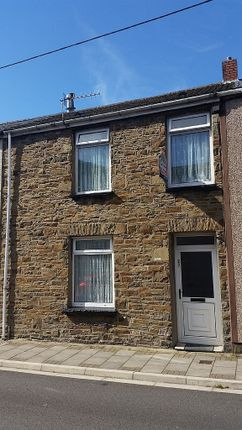 Thumbnail Terraced house for sale in Aman Street, Aberdare, Rhondda, Cynon, Taff