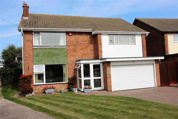 Thumbnail Detached house for sale in Vermont Close, Clacton-On-Sea