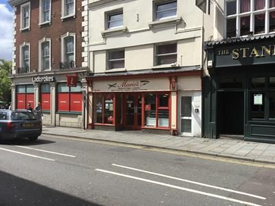 Thumbnail Restaurant/cafe to let in 22-24, High Street, Bedford