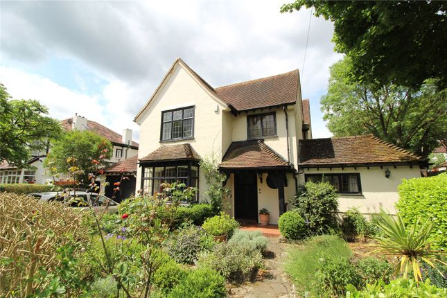 Thumbnail Detached house for sale in Park Hill Road, Wallington