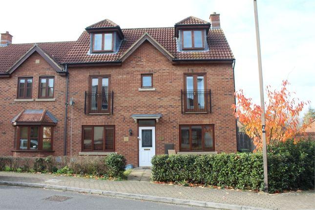 Thumbnail Semi-detached house to rent in Edzell Crescent, Westcroft, Milton Keynes