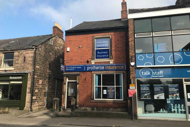 Thumbnail Office for sale in Bridge Street, Belper