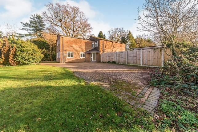 Thumbnail Detached house for sale in Brookhill, Stevenage, Hertfordshire, England