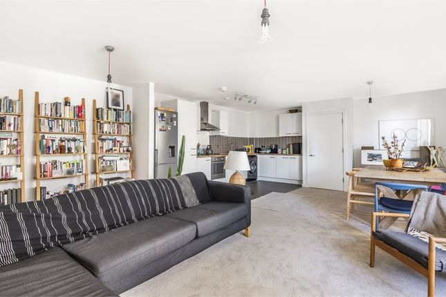 Thumbnail Flat for sale in Maestro Apartments, 55 Violet Road, London