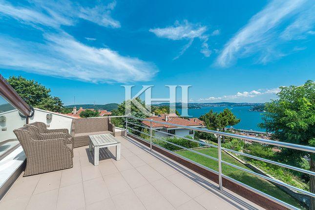 Thumbnail Villa for sale in Sarıyer, Istanbul, Marmara, Turkey