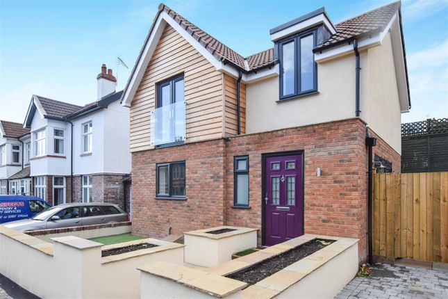 Thumbnail Detached house for sale in Halsbury Road, Westbury Park, Bristol