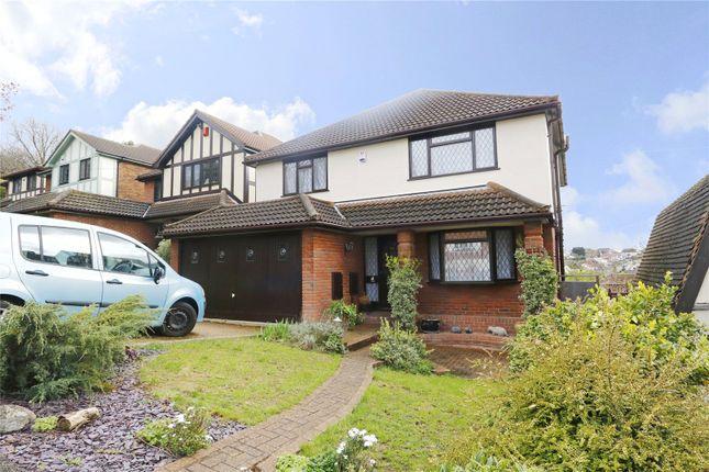 Detached house for sale in Greenwood Avenue, Benfleet, Essex