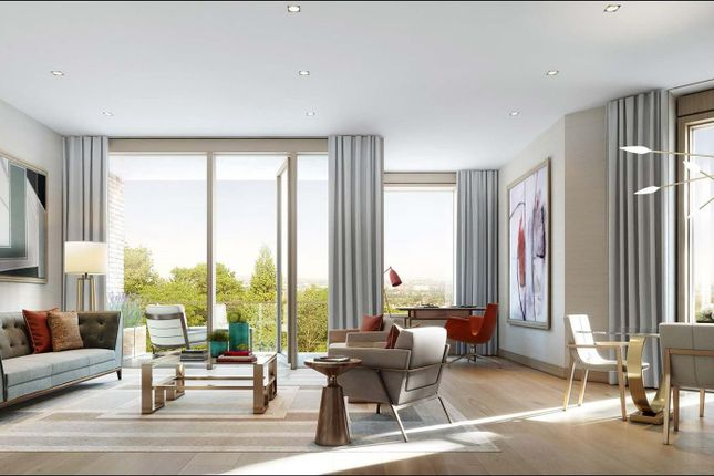 Thumbnail Flat for sale in 114-120 West Heath Road, London