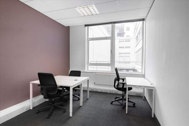 Thumbnail Office to let in Princes Street, New Town, Edinburgh