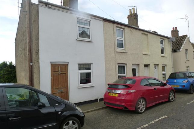 Thumbnail End terrace house to rent in Clare Street, Chatteris