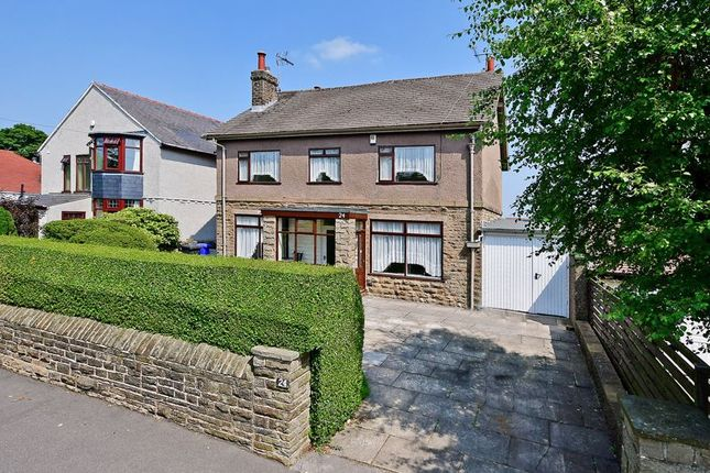 4 bed detached house for sale in Rushley Road, Dore, Sheffield S17