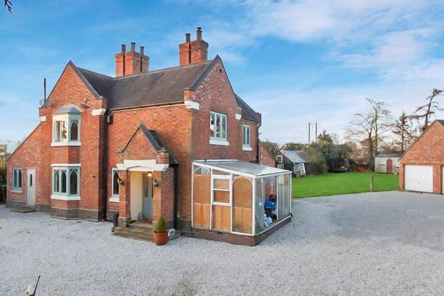 Thumbnail Detached house for sale in Monks Lane, Acton, Cheshire