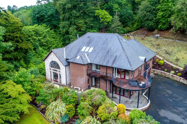 Thumbnail Detached house for sale in Achnashie House, Rosneath, Helensburgh, Dunbartonshire