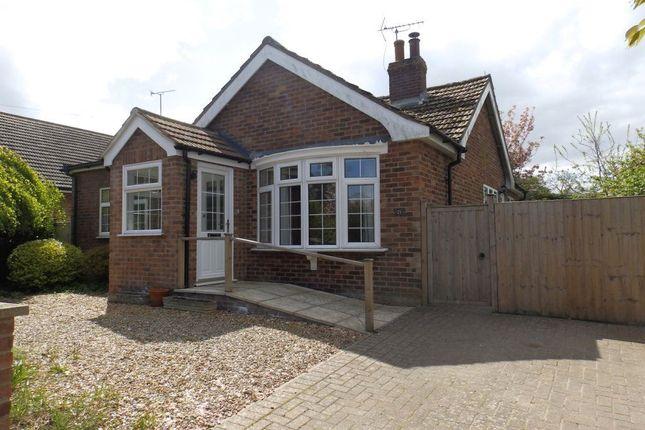 Thumbnail Bungalow to rent in Shepherds Pightle, Thornham, Hunstanton
