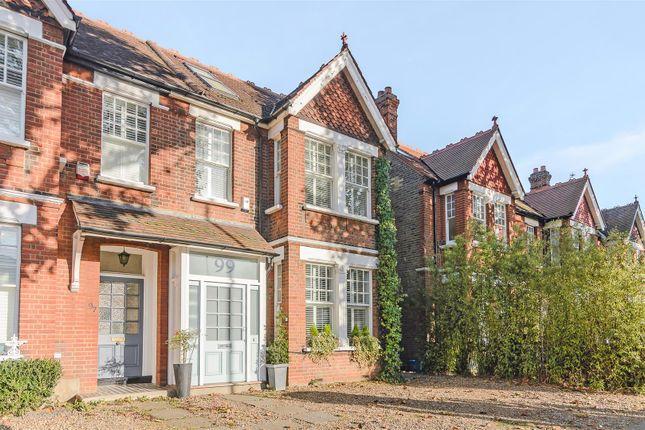 Thumbnail Semi-detached house for sale in Mortlake Road, Kew, Richmond, Surrey