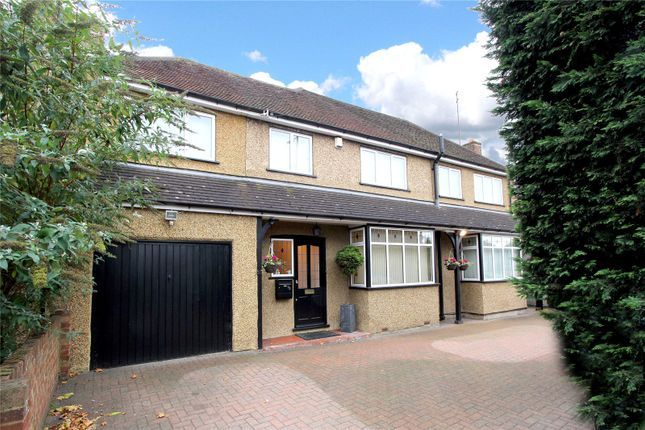 Thumbnail Detached house to rent in Eastbury Road, Watford