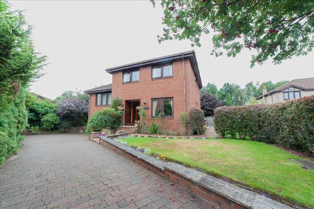 Thumbnail Detached house for sale in Dave Barrie Avenue, Larkhall