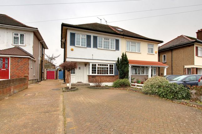 3 bed semi-detached house for sale in Frogmore Avenue, Hayes