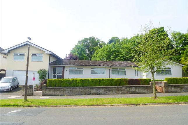 Thumbnail Detached bungalow for sale in Manor Road, Woolton, Liverpool