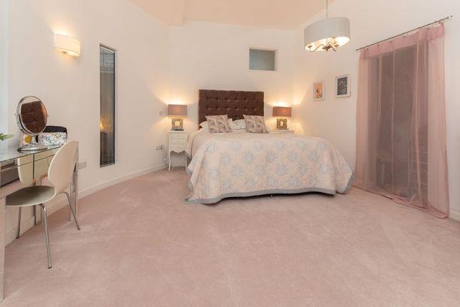 Master Bedroom of Rock Terrace, Heamoor, Penzance TR18