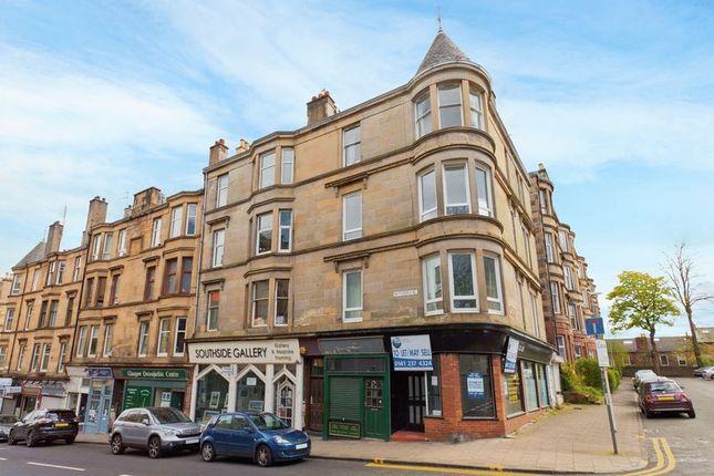 Thumbnail Flat for sale in Battlefield Road, Glasgow