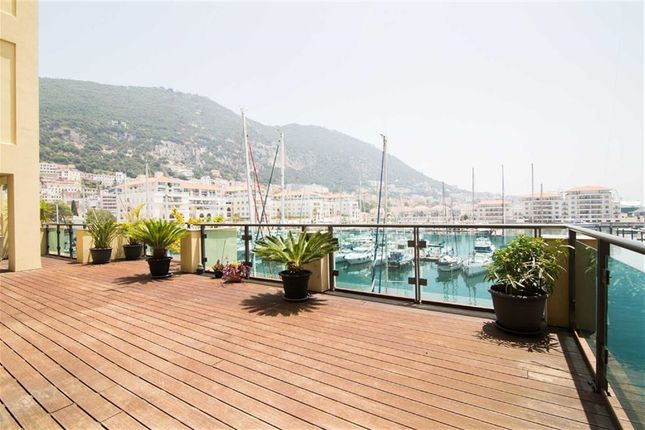 Thumbnail Apartment for sale in The Sails, Gibraltar, Gibraltar