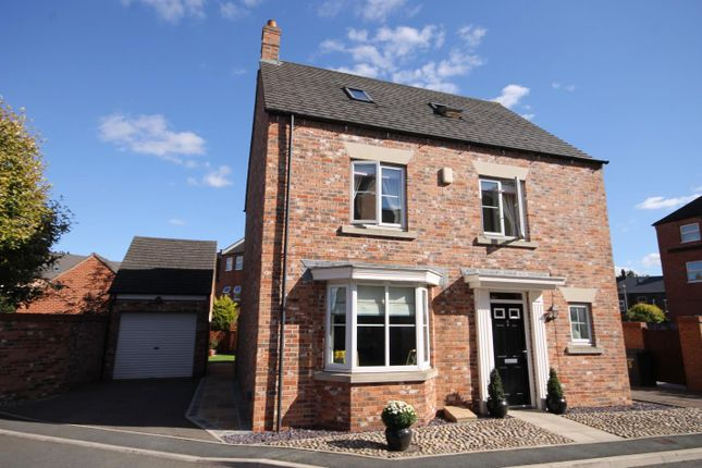 Thumbnail Detached house for sale in Allerton Close, Northallerton
