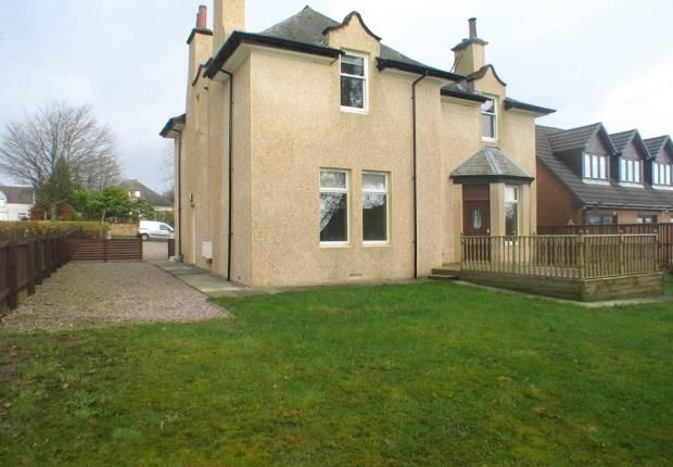 Thumbnail Detached house to rent in West Kilbride Road, Dalry, North Ayrshire