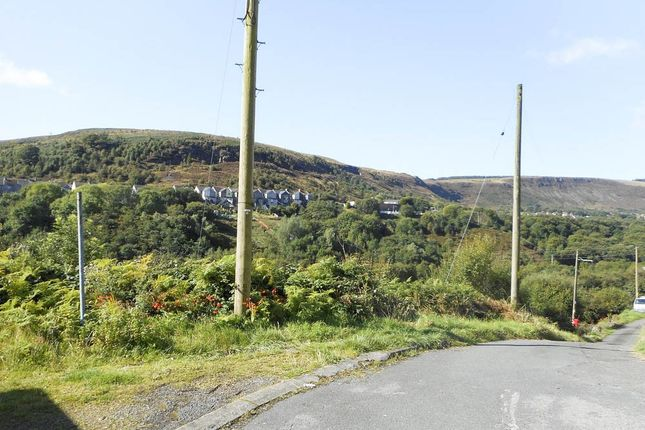 Thumbnail Land for sale in Blaenllechau -, Ferndale