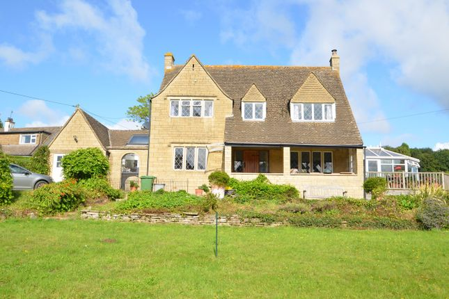 Thumbnail 4 bed detached house for sale in Humphries End, Townsend, Stroud