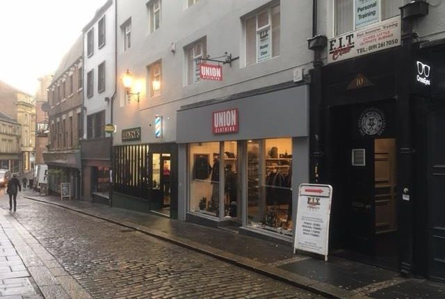 Thumbnail Retail premises to let in 12 High Bridge Street, Newcastle Upon Tyne