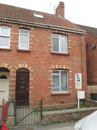 Thumbnail Terraced house to rent in Seaton Road, Yeovil