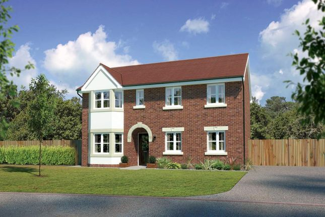"""Thumbnail Detached house for sale in """"Hollandswood"""" at Bye Pass Road, Davenham, Northwich"""