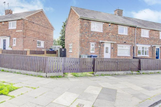 Thumbnail Semi-detached house for sale in Royston Avenue, Middlesbrough