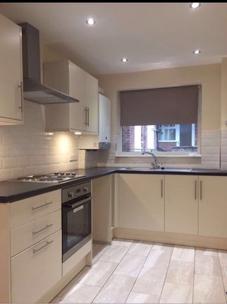 Thumbnail Flat to rent in Newstead Court Sumersby Road, Woodthorpe