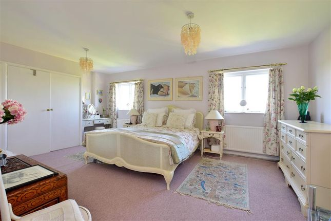 Master Bedroom of Oast Court, Yalding, Maidstone, Kent ME18